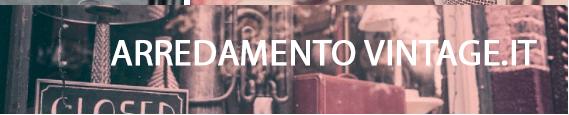 Logo arredamento vintage