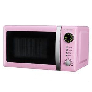 Jocel JMO001320 Piano di lavoro 20L 700W Rosa forno a microonde
