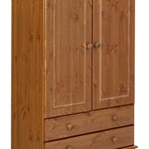 Steens RichmondPine Wardrobe legno 48 x 883 x 1373 cm multicolore