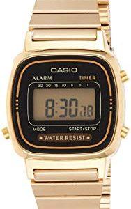 Casio  LA670WGA1D Orologio da Polso Vintage Donna